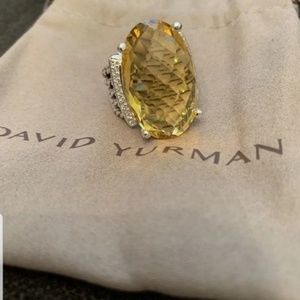 Sale authentic david yurman ring